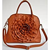 Rose Handbag By Fash