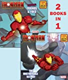 The Unstoppable Ultimo!/Classified: Friends & Foes (Marvel: Iron Man) (Deluxe Pictureback)