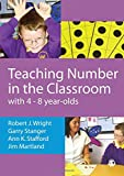 img - for Teaching Number in the Classroom with 4-8 year olds (Math Recovery) book / textbook / text book