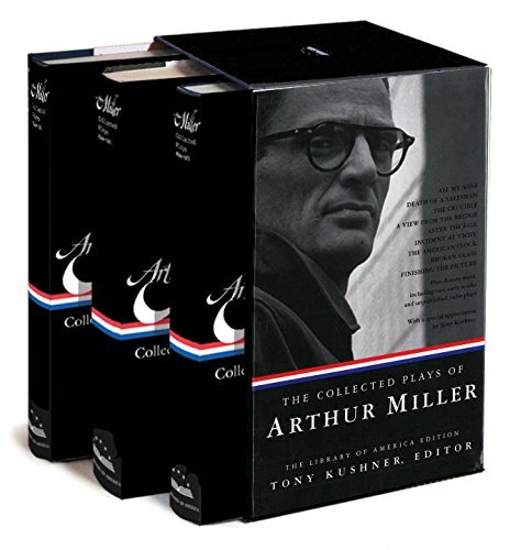 The Collected Plays of Arthur Miller (Library of America) by Arthur Miller (2015-04-21) (Library Of America Arthur Miller compare prices)