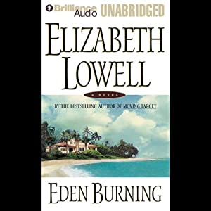 Eden Burning Audiobook