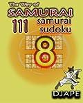 The Way of Samurai: 111 Samurai Sudoku