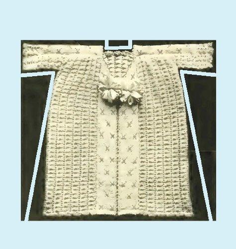 Infant Kimono Pattern front-1075619
