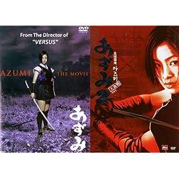 Azumi 1 / Azumi 2 (Two-Pack)