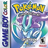 Pokemon Crystal Version - New Save Battery (Certified Refurbished)