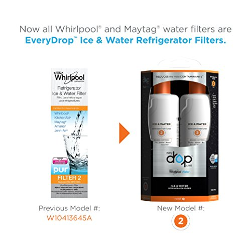 New Everydrop By Whirlpool Water Edr2rxd2 Filter 2