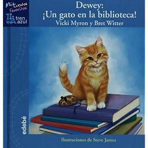 Dewey, un gato en la biblioteca