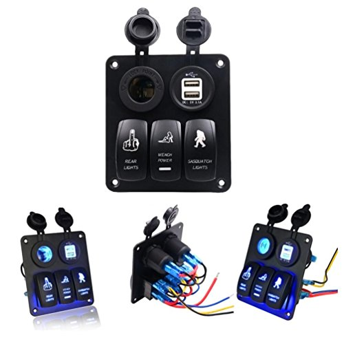 led-switch-hansee-5-gang-waterproof-car-auto-boat-marine-led-rocker-switch-panel-circuit-breakers