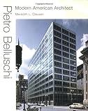 Pietro Belluschi: Modern American Architect