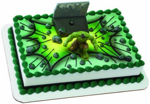 Best Avengers Hulk Cake Topper Best Deals for Christmas 2011