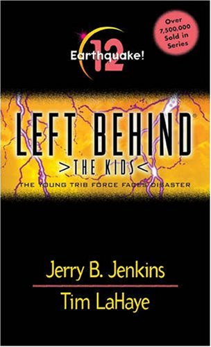 Earthquake! (Left Behind: The Kids #12)