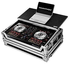 Marathon MA-DDJSBLT Pioneer DBJ SB Serato DJ USB Music Controller Plus Laptop Shelf