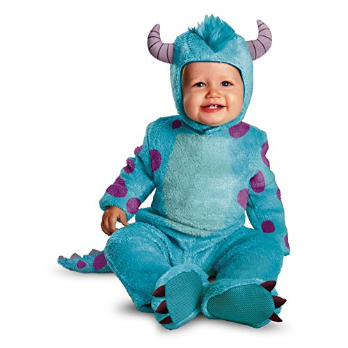 Sulley Monsters University Baby Costume
