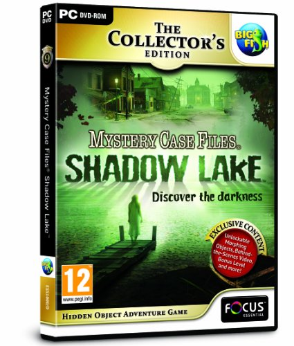 Mystery Case Files Shadow Lake CE (PC)