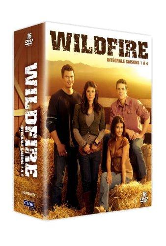 Wildfire - l'Intégrale de la Serie - Saison 1 a 4 - 16 DVD [Edizione: Francia]