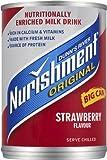 Nurishment Strawberry Flavour 400gms