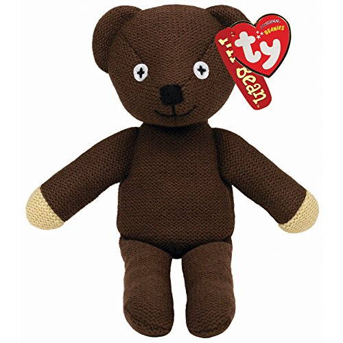 TY Beanie Baby - MR BEAN'S TEDDY BEAR (UK Exclusive)