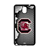 South Carolina Gamecocks Honeycomb Logo Samsung Galaxy Note 3 N900 Here Comes Amazing hard Cover Case at Amazon.com