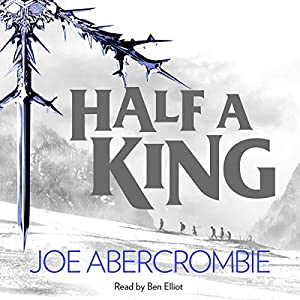 Half a King Audiobook