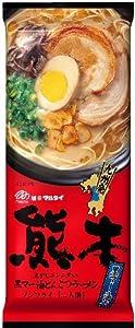 マルタイ 熊本黒マー油とんこつラーメン 186g×15袋