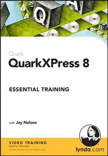 QuarkXPress 8 Essential Training (PC/MAC)