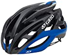 Giro Atmos Cycling Helmet Blue/Black 2014 Large