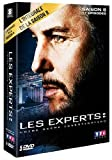 amazon jaquette Les Experts Las Vegas, saison 8 - Coffret 5 DVD
