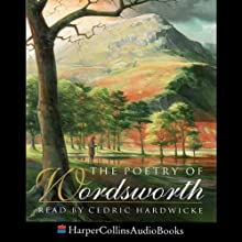 The Poetry of Wordsworth Audiobook by William Wordsworth Narrated by Cedric Hardwicke