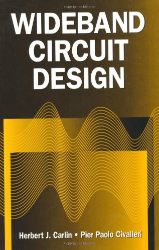 Wideband Circuit Design (Electronic Engineering Systems)