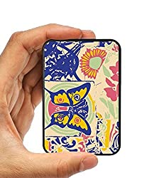 Power bank,Lankoo 5000mah Power Bank,Credit Card Size External Battery pack Mobile Charger for iPhone 6 5S/S/4S, iPad, iPod, Samsung Galaxy Devices, Cell Phones, Tablet PC and more (Butterfly)