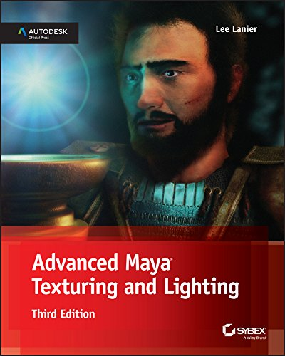 Lee Lanier - Advanced Maya Texturing and Lighting