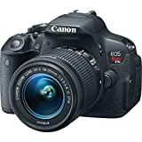 Canon-EOS-Rebel-T5i-Digital-SLR-Camera-18-55mm-IS-STM-Lens-with-70-300mm-Lens-32GB-Card-Case-BatteryCharger-Tripod-TeleWide-Lens-Kit
