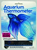 American Thermal Horizontal Aquarium Thermometer [Set of 1]