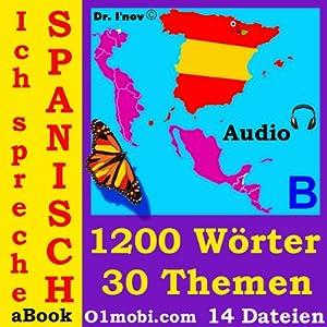 Ich spreche Spanisch (mit Mozart) - Basisband [Spanish for German Speakers] | [Dr. I'nov]