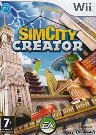 SimCity Creator (Wii) by Electronic Arts