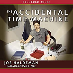 The Accidental Time Machine Audiobook