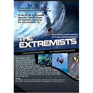 The ExtremistsEpisode 21: Bull Riding/Speed Skiing/Dan Merkle movie