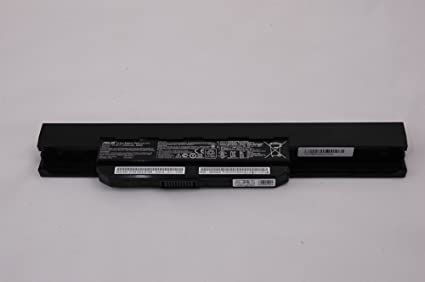 Durée de vie prolongée pour ordinateur portable Asus A32-K53 4400mAh 10,8 V 11,1 V Li-ion Noir