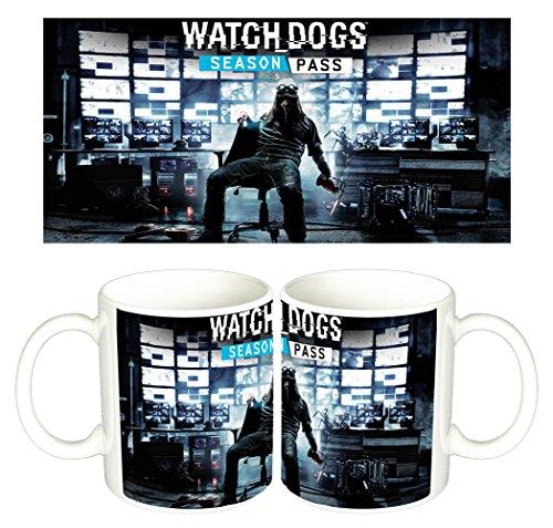 Watch Dogs Season Pass Tazza Mug