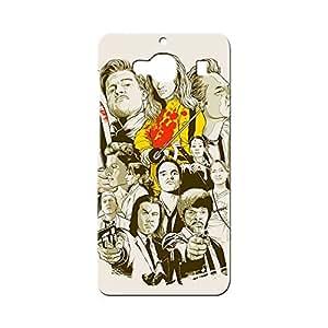 BLUEDIO Designer Printed Back case cover for Lenovo P1M - G1585