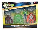 Ben 10 Ultimate Alien Collection Figure Set [Toy]