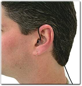 SOUND PROFESSIONALS - LOW NOISE IN-EAR BINAURAL MICS w/ WINDSCREENS