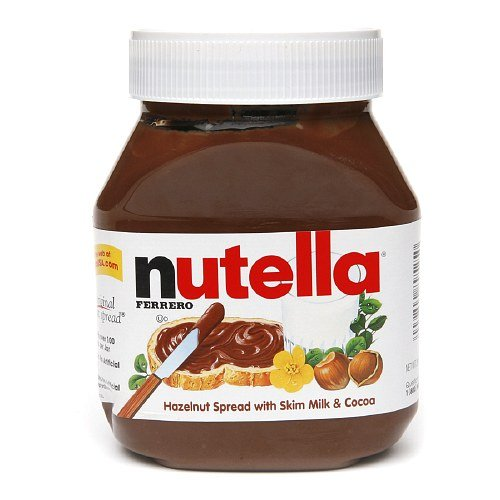 Nutella Hazelnut Spread 26.5 oz (Pack of 6)