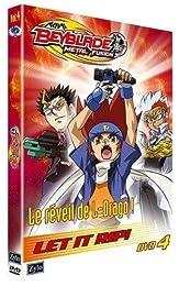 Beyblade Metal Fusion - Vol. 4 : Le Réveil De L-Drago !