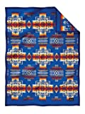 Pendleton Boys' Chief Joseph Muchacho Blanket Blue One Size
