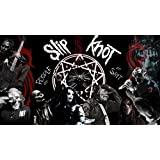 Posterhouzz Music Slipknot Band (Music) United States HD Wall Poster