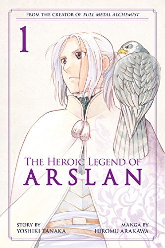 The Heroic Legend of Arslan 1 (EBK)
