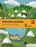 img - for Ciencias sociales. 3 Primaria. Savia. Comunidad Valenciana book / textbook / text book