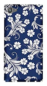 TrilMil Printed Designer Mobile Case Back Cover For Sony Xperia Z5 Compact