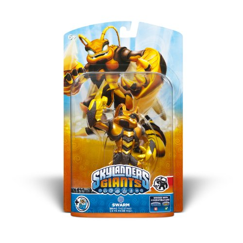 Skylanders Giants Single Character - Swarm